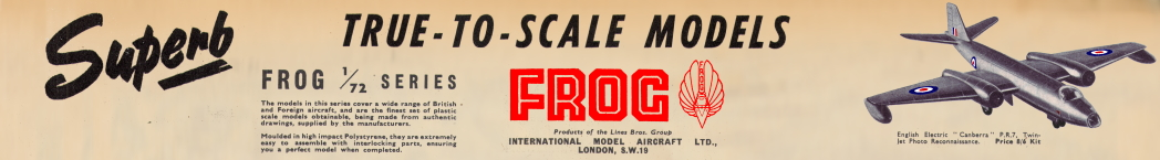 FROG 1957
