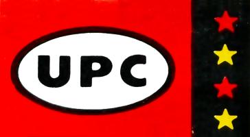 логотип UPC